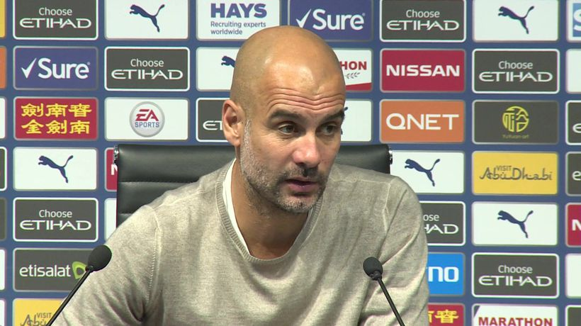 We respect and play for our fans - Pep
