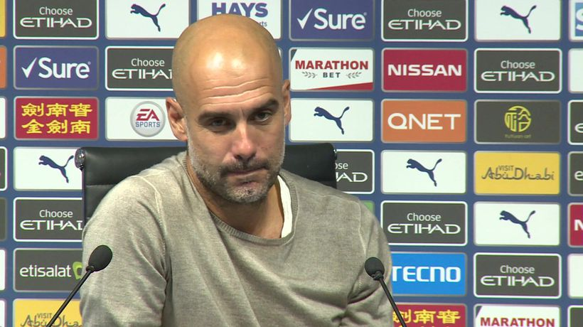 Alleged hacking not my concern - Pep