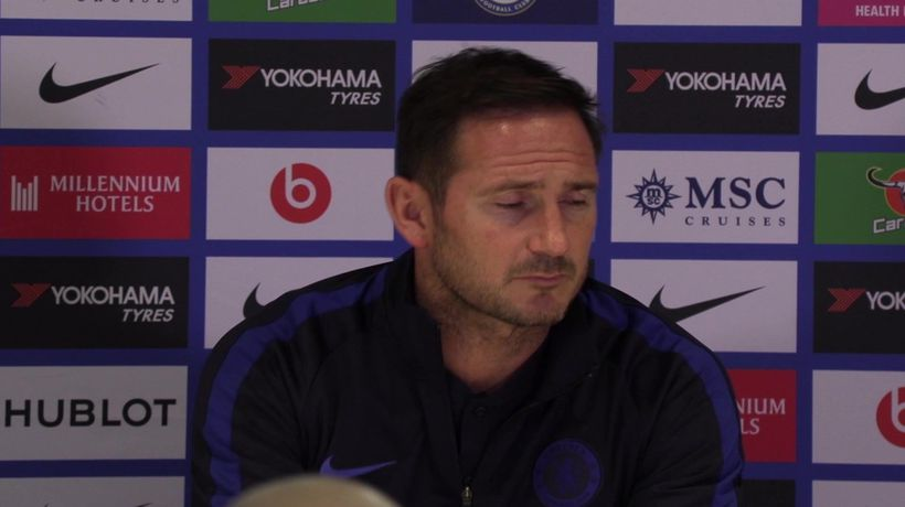 Kante and Tomori showed their quality - Lampard