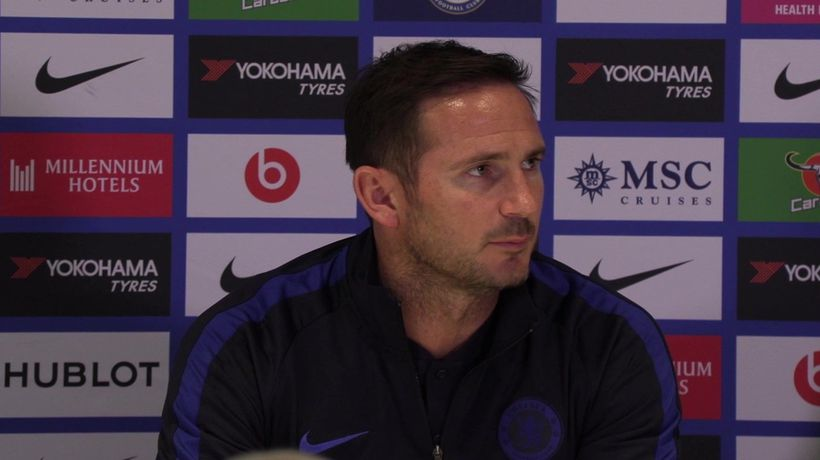 Home form is a concern - Lampard