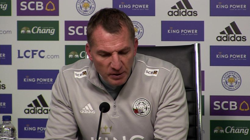 Huge credit to players - Rodgers