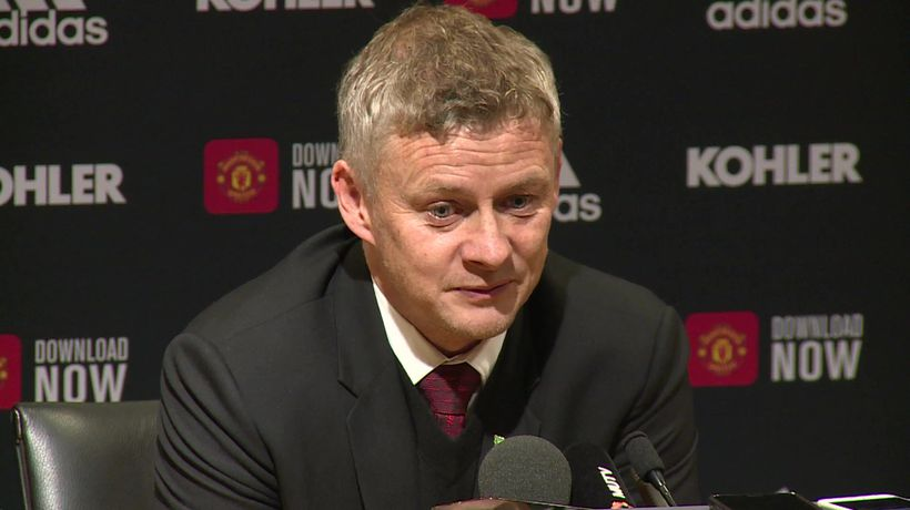 Our best performance of season - Ole