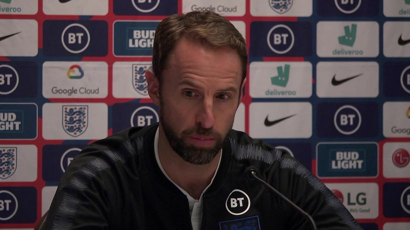 Southgate on his best memory is winning the pen sh