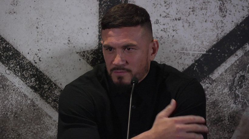 """Sonny bill """"really excited to sign for Toronto"""""""
