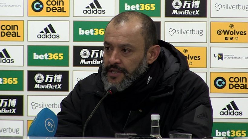 Happy with the performance - Nuno