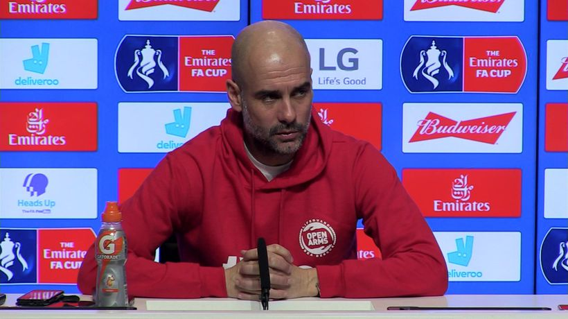 Fulham a team with personality - Guardiola