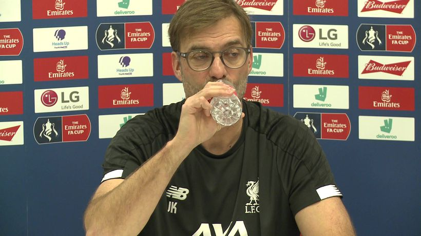 Haven't picked team, Shaq and Milner out - Klopp
