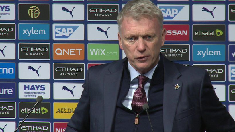 Have to be good against Liverpool - Moyes
