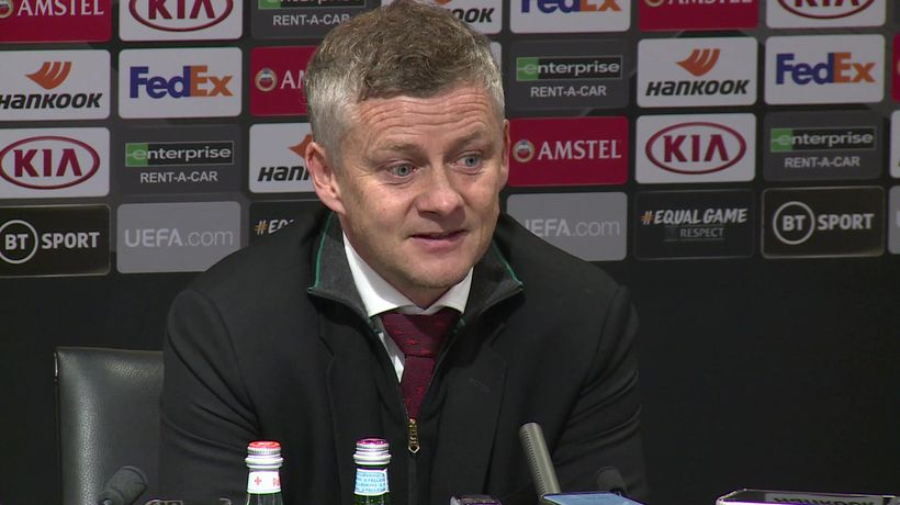 Bruno has made big difference - Solskjaer