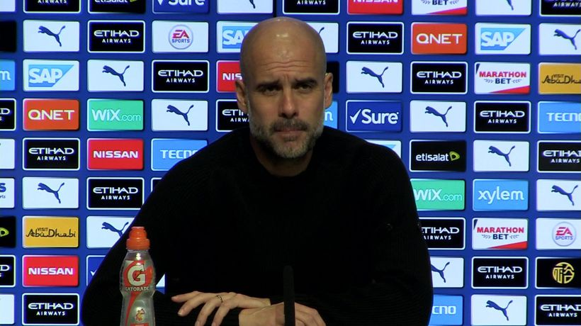 Arteta has done incredibly well - Guardiola