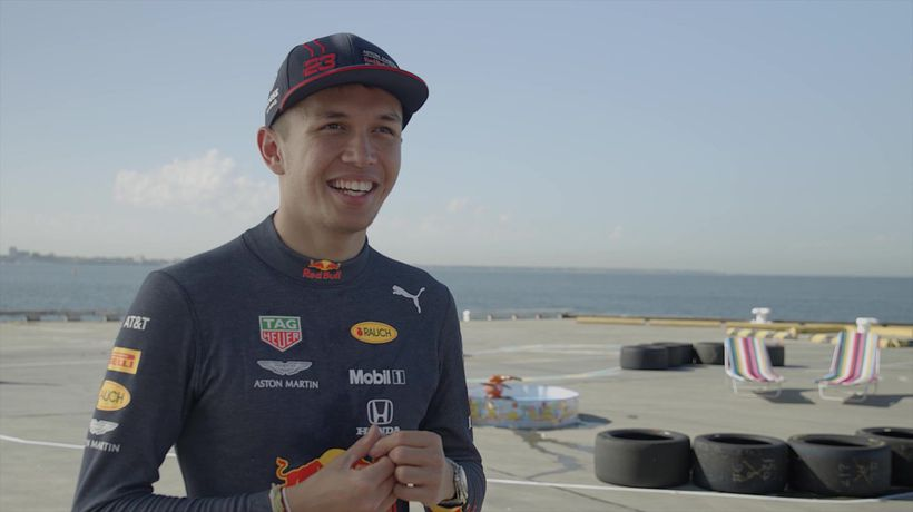 Albon previews new F1 season