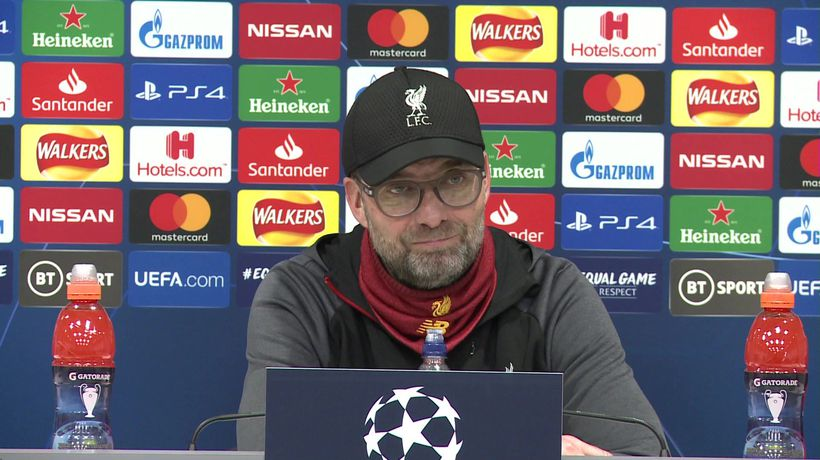 I'm a bad loser, don't get Atletico play - Klopp