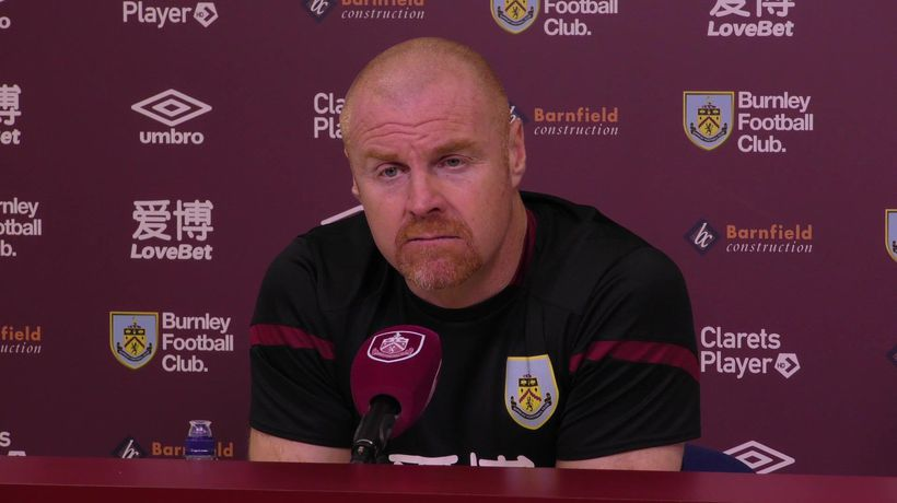 Health more important than football - Dyche