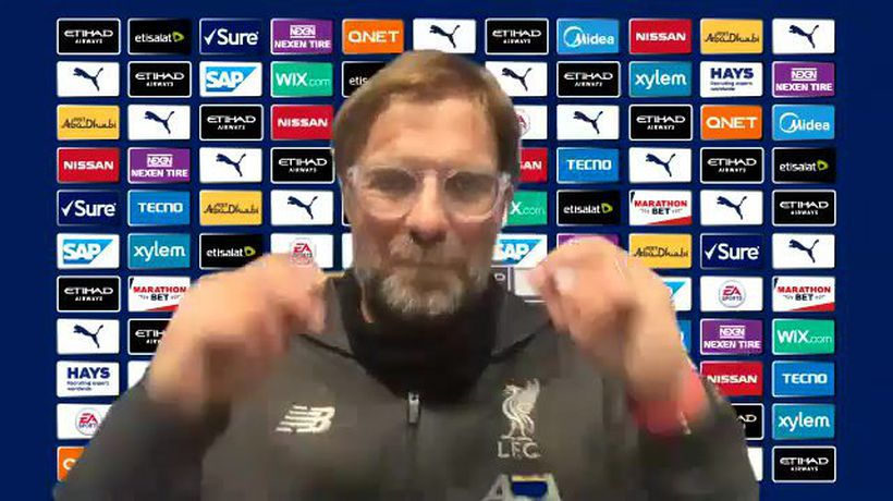 Klopp: no excuses for deserved City defeat