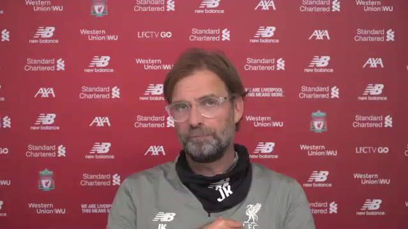 Klopp wont give Premier League games for medals