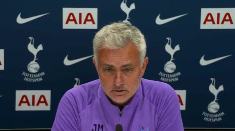 Mourinho on his respect for Ancelotti and Everton