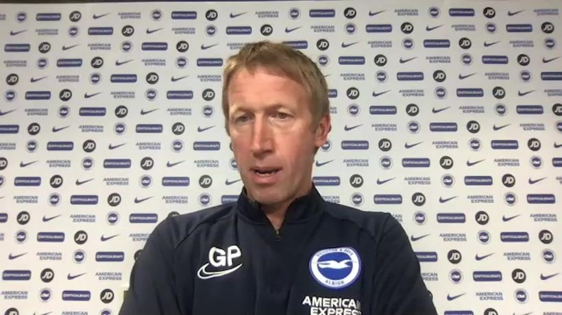 Potter previews Brighton - Man City