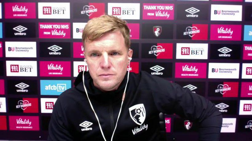 Howe pleased with spirit after unlucky Spurs draw
