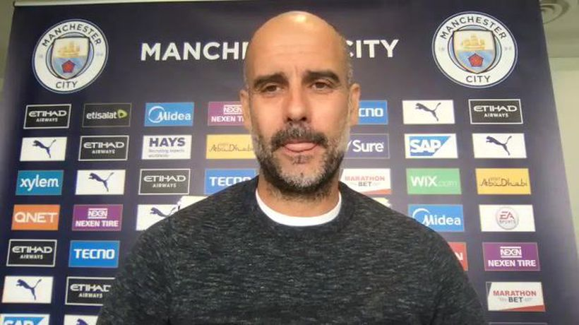Guardiola on City season review and UCL