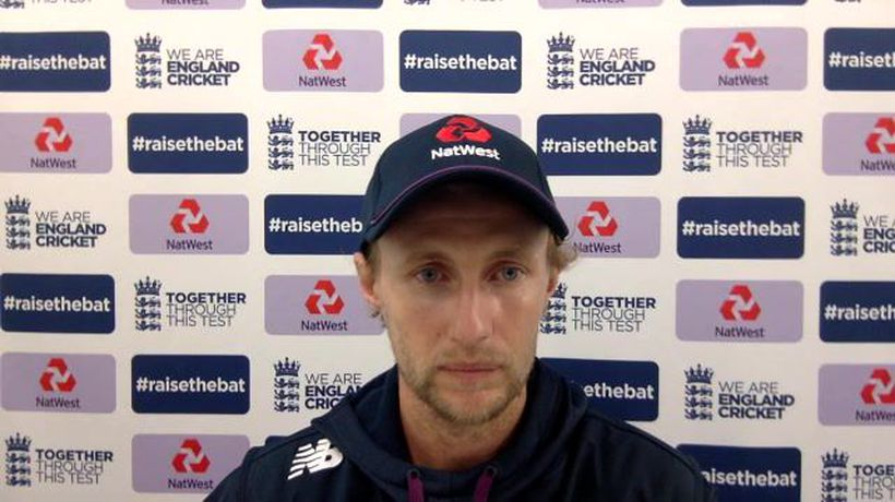 England's Joe Root pre 1st Test v Pakistan
