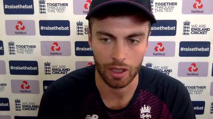 Dom Sibley on England 2nd test v Pakistan