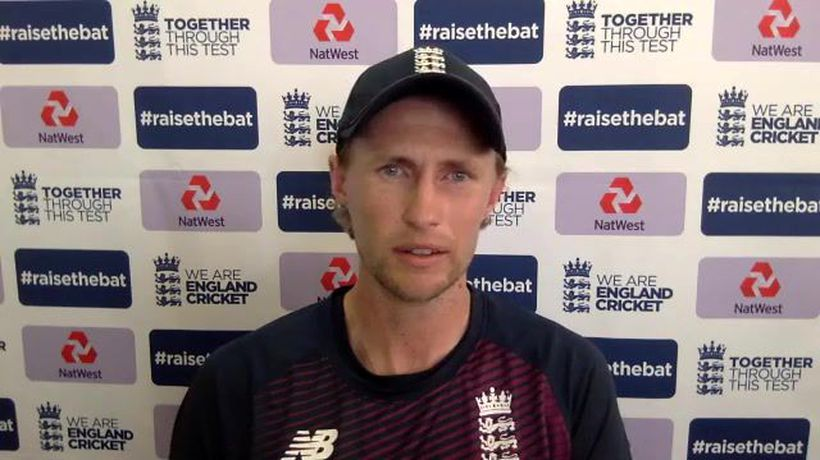 England's Joe Root pre second Test v Pakistan