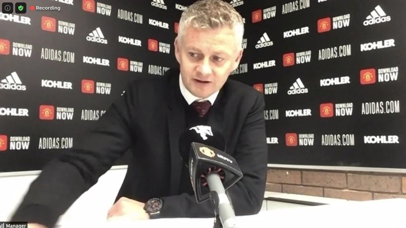 Solskjaer disappointed by Utd opening weekend loss