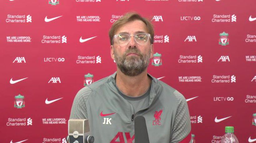Klopp refuses to discusses transfer ahead of Villa