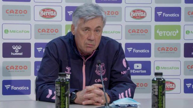 Ancelotti wary of Brighton after winning run