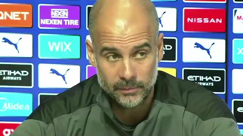 Guardiola on injury challenges ahead of Leeds