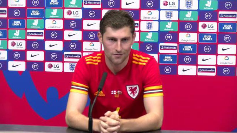 Ben Davies on Wales 3-0 defeat by England