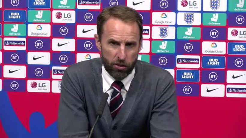 Southgate happy with young England's Welsh win