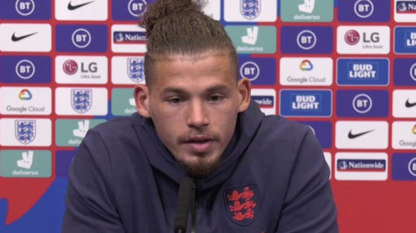 Leeds Kalvin Phillips on England win over Belgium