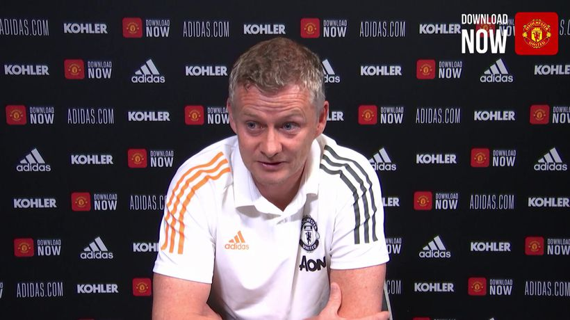 Solskjaer on Rashford and Utd poor start