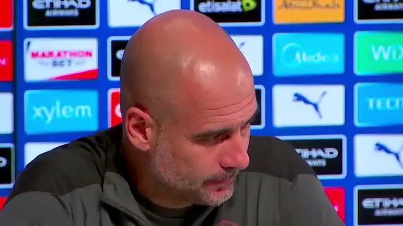 Guardiola on injuries and Arsenal