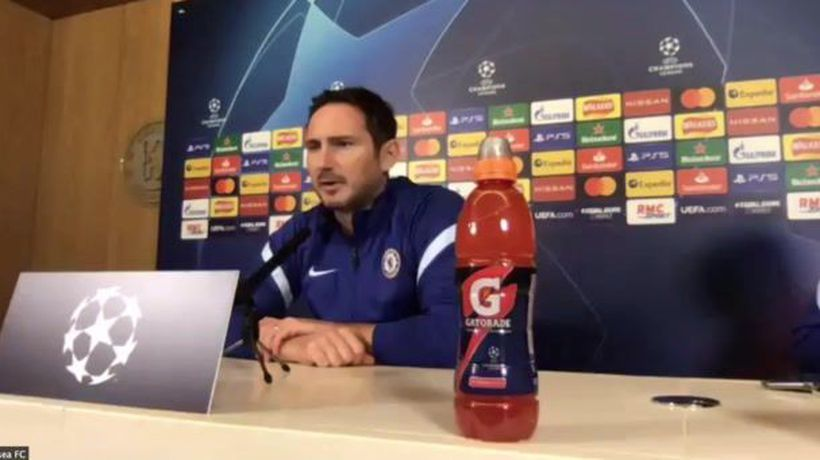 Lampard on Chelsea defence and Rennes