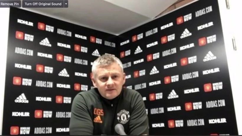 SOLSKJAER can't explain Utd semi final loss