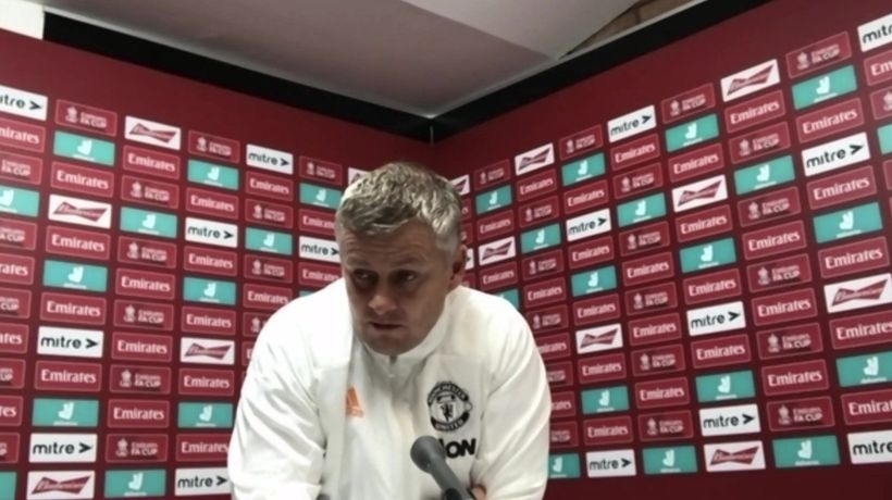 Solskjaer previews Utd's trip to Burnley