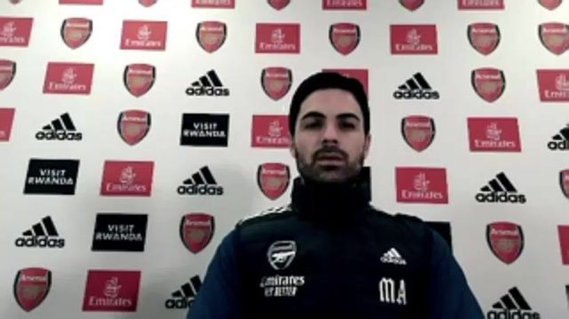 Arteta praises Hodgson ahead of Palace game