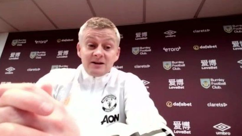 Solskjaer on Utd's 1-0 Burnley