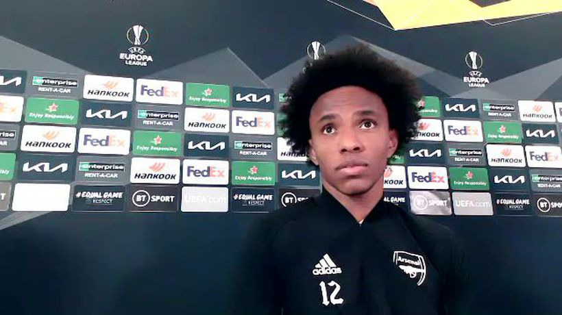 Willian on racist abuse and Europa League