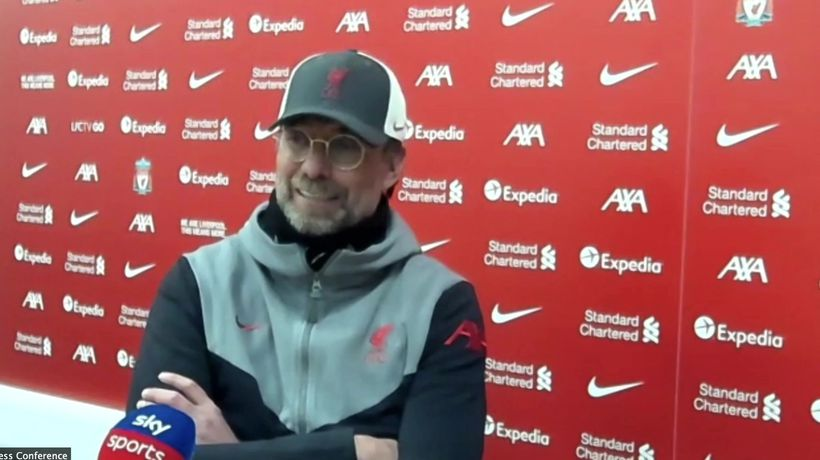 Klopp delighted with Liverpool 2-1 Villa