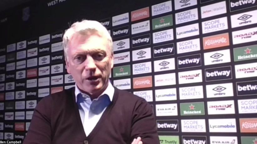 Moyes dreaming of Europe after Leicester win