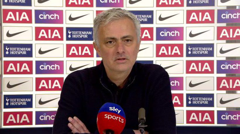 Mourinho disappointed by Solskjaer's Son comments after Utd loss