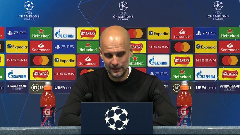 Guardiola delighted to reach UCL final with win over PSG