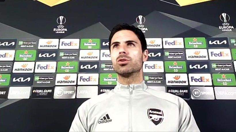 Arteta looking for strong Arsenal performance to face Utd in Europa League final