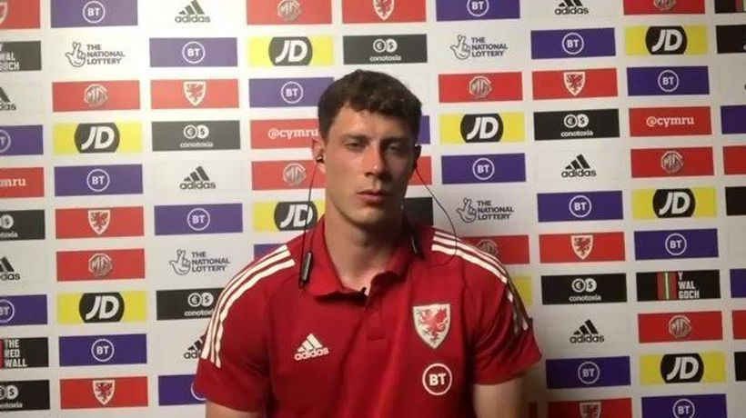 St Pauli defender James Lawrence on Euros and Welsh training camp
