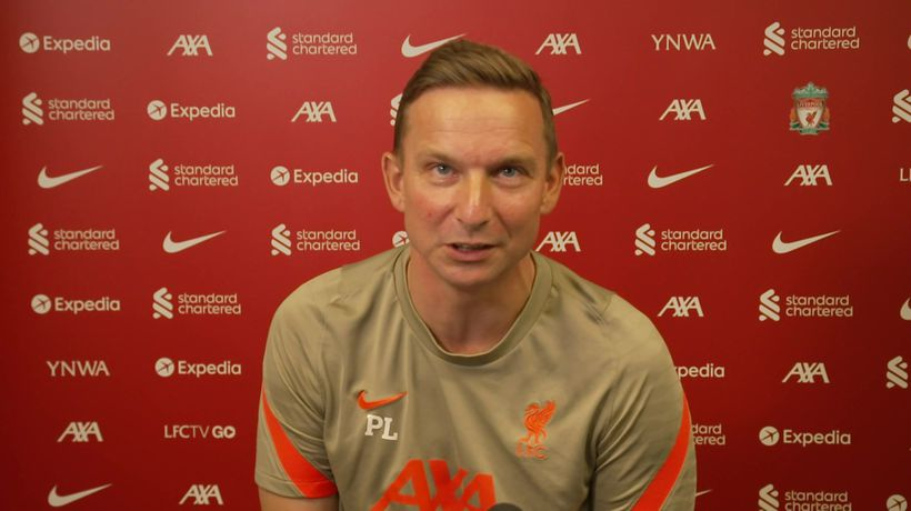 Pep Lijnders previews Liverpool's cup trip to Norwich