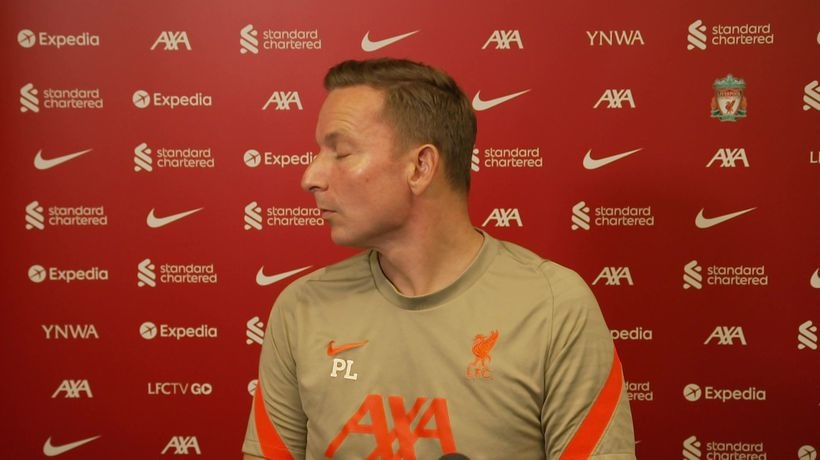 Pep Lijnders on developing and progressing young Liverpool talent