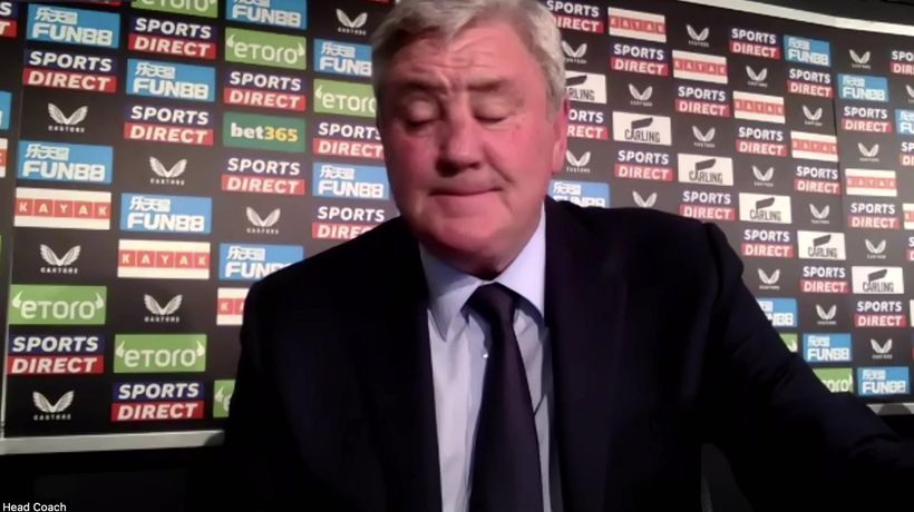 Steve Bruce looks resigned to Newcastle sack after 3-2 Spurs defeat